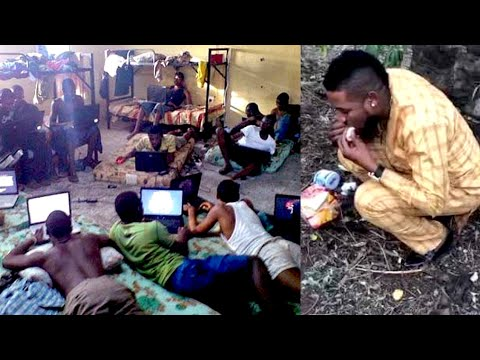 Shocking Rituals Yahoo Plus Boys Do To Make Money