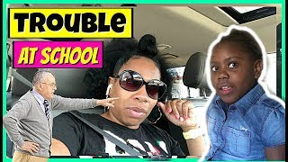 Niyah Got In Trouble At School | Family Vlogs | JaVlogs