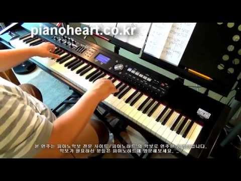 여자친구(GFRIEND) - 오늘부터 우리는(Me gustas tu) 피아노 연주