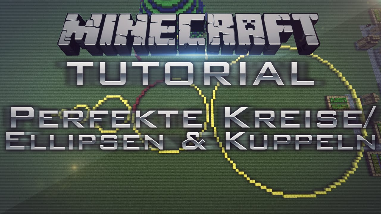 minecraft perfekte kreise kuppeln b gen sphere uvm tutorial 1 8 youtube. Black Bedroom Furniture Sets. Home Design Ideas