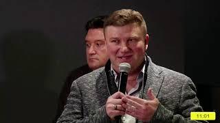 Кирилл АНОШИН, основатель биржи удаленной работы Freelance.ru. Приветственное слово.