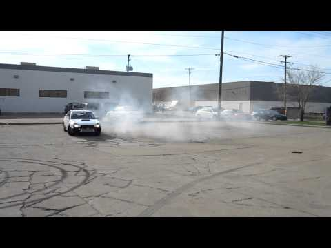 OAKOS WRX Fun.  WRX Burnout