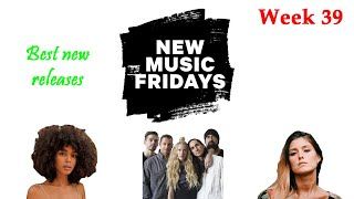 Best New Releases from New Music Friday 2018 Week 39
