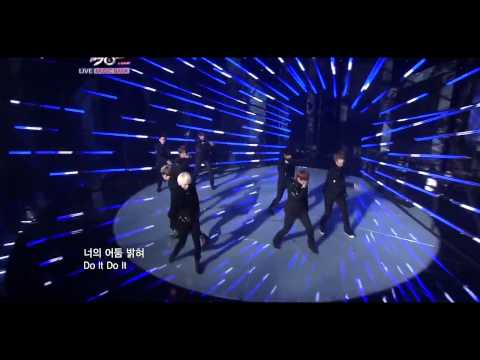 【HD繁中字】110923 Super Junior - A-Cha @ Comeback Stage