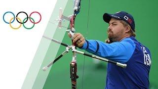 Rio Replay: Men's Individual Archery Bronze Medal Match
