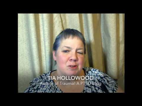 Trauma! A PTSD Blog: New Author Tia Hollowood