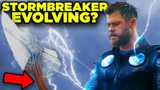 THOR 4: Stormbreaker Evolving Into Epic New Form? Alpha Groot Theory!