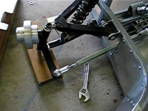 Go Kart Steering Design Youtube