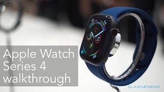 Apple Watch Series 4 walkthrough