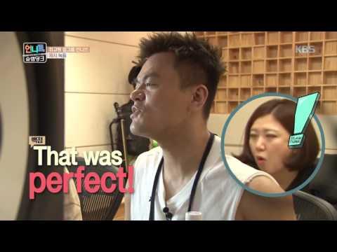 160610 언니들의 슬램덩크 제시 한국의 메리 제이 블라이즈