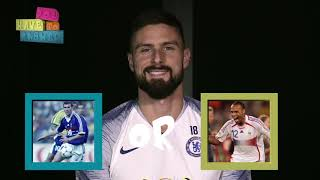 You Have To Answer: Olivier Giroud