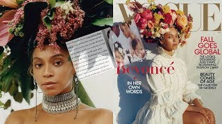 """BEYONCE TELLS ALL! Family SECRETS, the TWINS, and Claps back at PREGNANCY RUMORS saying """"Issa FUPA""""!"""
