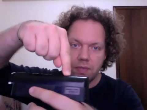 Jazz Harmonica - How to hold the chromatic harmonica