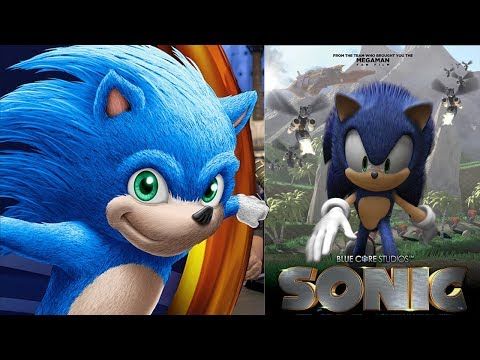 Interview with the Director of the Sonic The Hedgehog Movie Fan Film