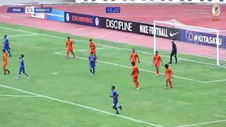 Liga 1 U-19 2018 PERSIB vs BORNEO SEMIFINAL