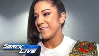 Bayley on Sasha Banks' return: SmackDown Exclusive, Aug. 13, 2019