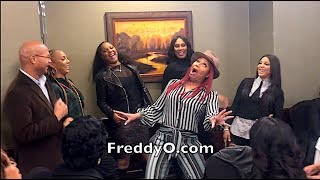 Braxton Sisters Perform Cosby Show Song