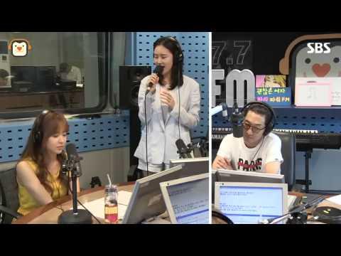 [SBS]김창렬의올드스쿨,이 죽일 놈의 사랑, 김예원 라이브(원곡 이수영)