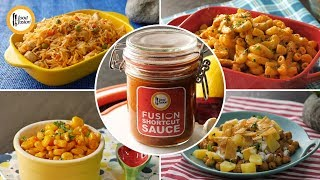 Fusion Shortcut Sauce (Time saving cooking ) Recipe by Food Fusion