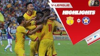 Highlights | Bàn thắng ở phút bù giờ định mệnh giữ lại 3 điểm cho Nam Định trên sân nhà | VPF Media