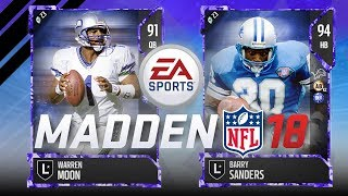 HOW TO GET FREE LEGENDS IN MADDEN 18!! - Madden 18 Ultimate Team