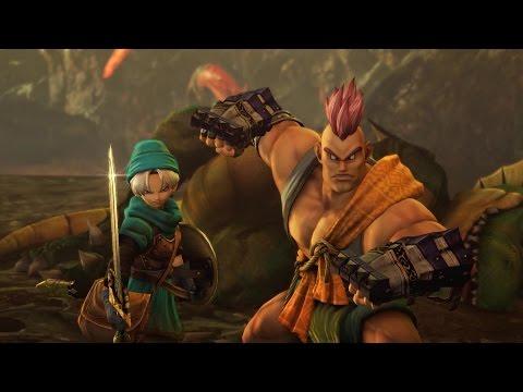 Dragon Quest Heroes II - Meet the Heroes, Part IV: Terry & Carver