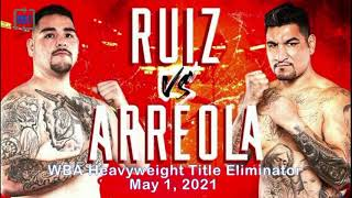 Andy Ruiz Vs Chris Arreola Highlights