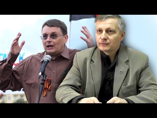 В.В.Пякин: С Фёдоровым вместе против общего врага