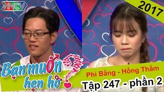 Chàng IT nhút nhát dùng sự chân tình chinh phục trái tim bạn gái   Phi Bằng - Hồng Thắm   BMHH 247