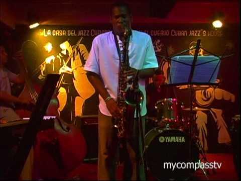 Maikel Vistel Sax Solo - Havana