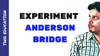 Anderson Bridge Experiment in Hindi | Measurement of Self Inductance Accurately By Anderson's Bridge