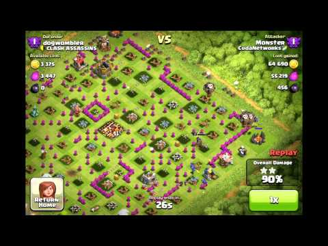 Speed build 2015 the best th3 trophy base layout coc th3 th3 base