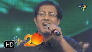 Vandemataram Srinivas, Performance - Endira Bavamaridi Song in Nellore ETV @ 20 Celebrations
