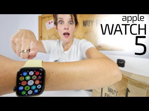 video Apple Watch Series 5