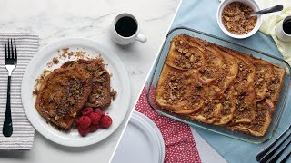 French Toast For Two Vs. French Toast For a Crowd • Tasty