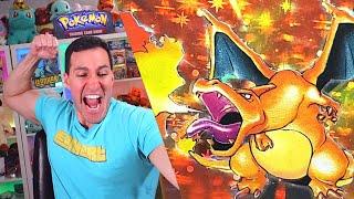*I PULLED CHARIZARD!* Amazing Pokemon Cards Opening!