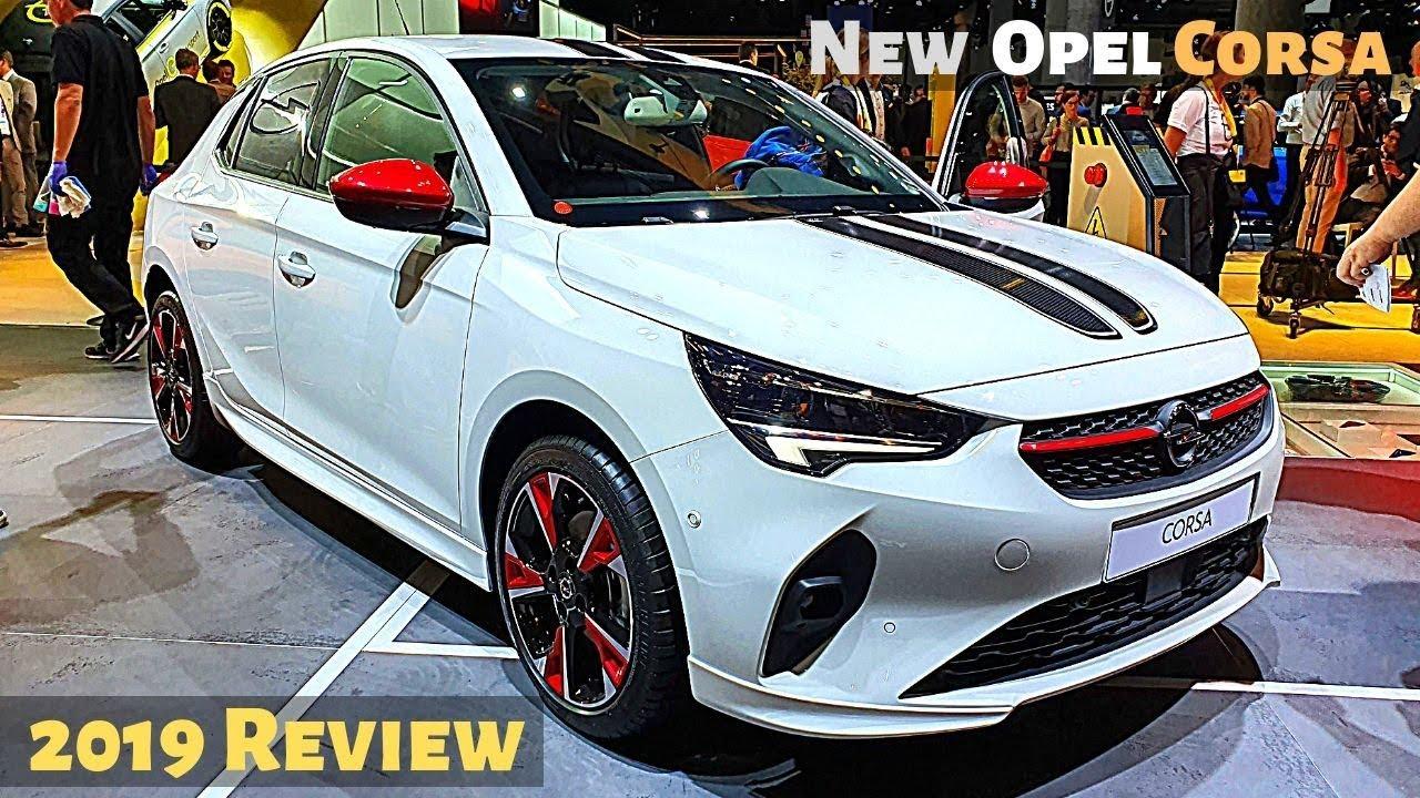 New Opel Corsa 2019 Review Interior Exterior