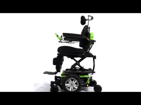 Pride Quantum Q6 Edge2 Powered Wheelchair