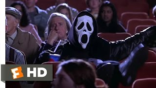 Scary Movie (8/12) Movie CLIP - Silent Theater (2000) HD