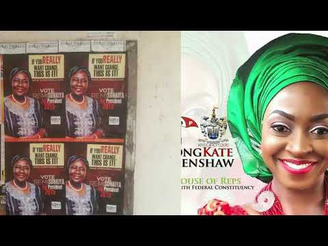 Part 2: Voice of the Woman  - The INEC Nigeria pledge