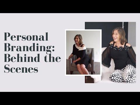 Personal Branding: Behind the Scenes | Kapu Patel Photography