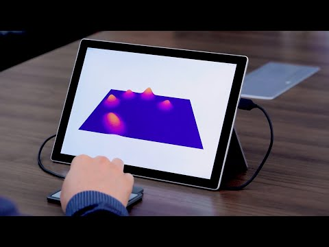 Sensel's new Haptic Touchpad combines our own direct-drive haptics, force field technology, and a high-resolution touch grid to advance the way we interact with our devices.