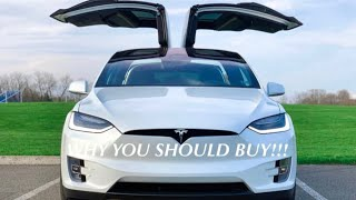 WHY YOU SHOULD BUY A TESLA MODEL X!