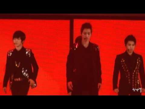 120111 GDA Super Junior - Superman