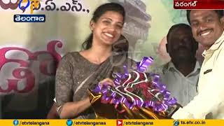 Collector Amrapali transferred; 'Cannot forget Warangal'..