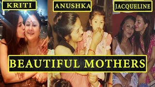Top 10 Most Beautiful Mothers Of Bollywood Actors