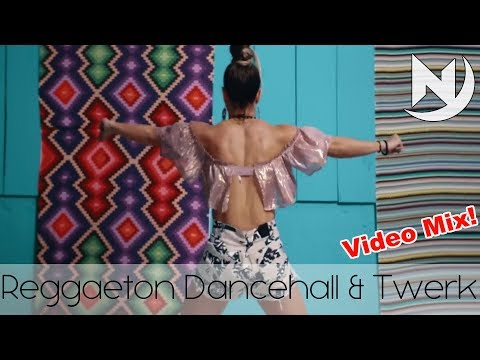 Best Reggaeton & Dancehall Hip Hop Twerk RnB Mix #12 | New Latin Pop Club Dance Music 2017