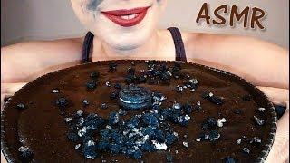ASMR Eating Dessert: Chocolate Cake | Whispering