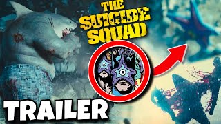 The Suicide Squad (2021) Trailer BREAKDOWN + Things You Missed
