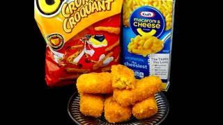 Mac and Cheetos Sticks - with yoyomax12